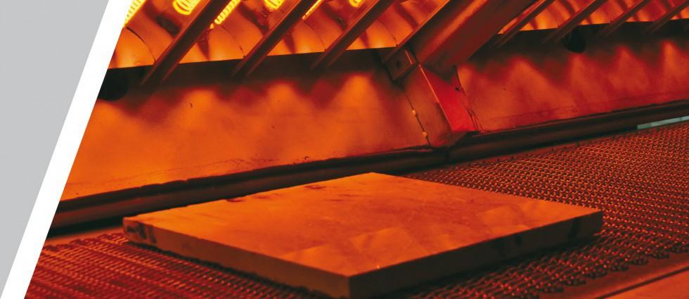 infrared mermer kurutma fırını ile ilgili görsel sonucu
